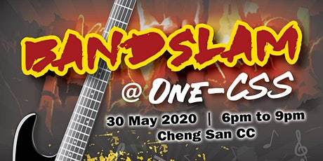 Bandslam @ One-CSS tickets