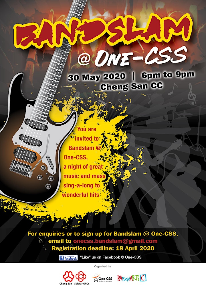 Bandslam @ One-CSS image