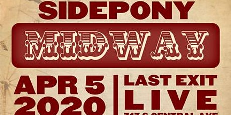 Sidepony Midway - An Independent Musician's Vendor Fair tickets