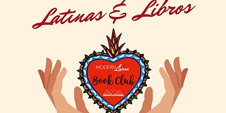 Latinas & Libros tickets