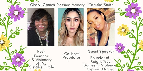 """My Sistah's Circle Invites you to """"Loving Yourself Luncheon"""" tickets"""