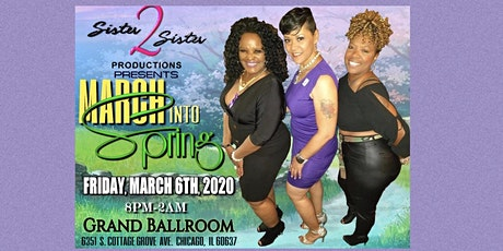 Steppin, Line Dancing And House Music With Sister 2 Sister Productions tickets