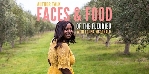 Faces & Food of the Fleurieu Author Talk - Aldinga Library