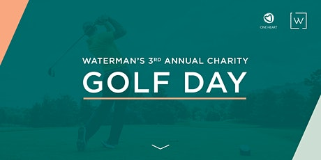 Waterman Charity Golf Day tickets