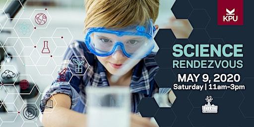 KPU Science Rendezvous 2020