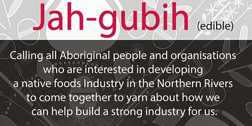 Jah-gubih : Northern Rivers native foods industry roundtable