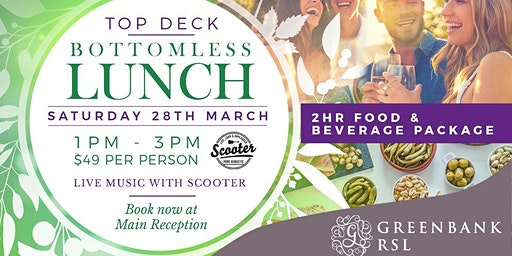 Greenbank RSL Bottomless Lunch