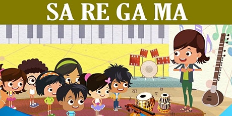 Hindi Singing Classes for Kids (Age 4 and above) tickets