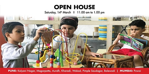 Open House Event at Vivero International, Aundh