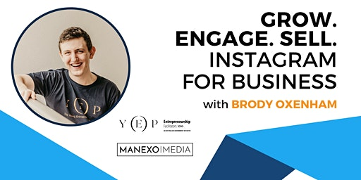 Grow. Engage. Sell. Instagram for Business