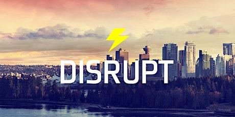DisruptHR YVR 2020 tickets