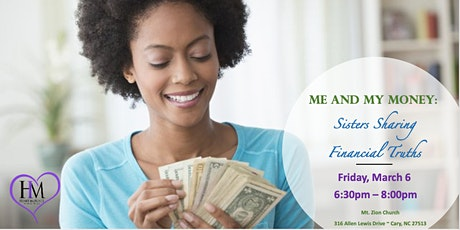 Me and My Money: Sisters Sharing Financial Truths tickets