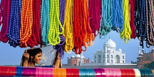 Travel Talk Classic Northern India - 6pm, Wednesday 4th March, Glenelg
