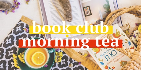 Book Club Morning Tea tickets