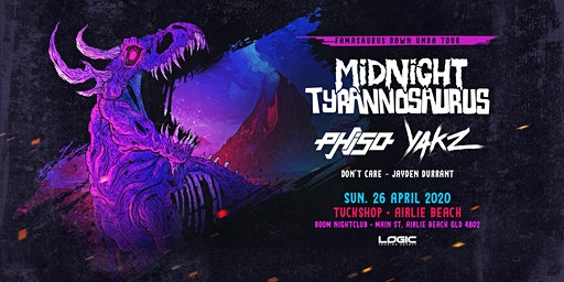 Tuckshop Airlie Beach ft. Midnight Tyrannosaurus, Phiso, Yaks
