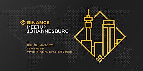 Binance Meetup in Johannesburg tickets