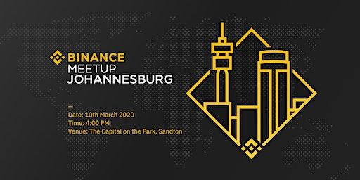 Binance Meetup in Johannesburg