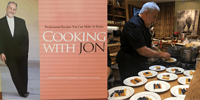 Cooking with Jon Koobation. March 14th 11am