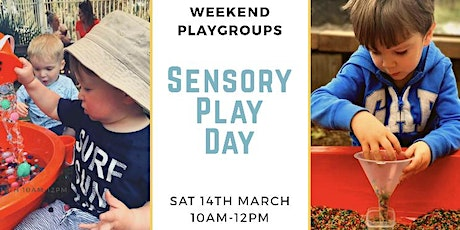 Sensory Play Day tickets