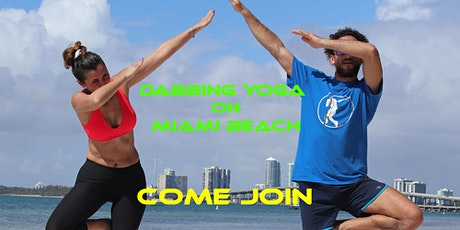 Dabbing Yoga On South Miami Beach tickets