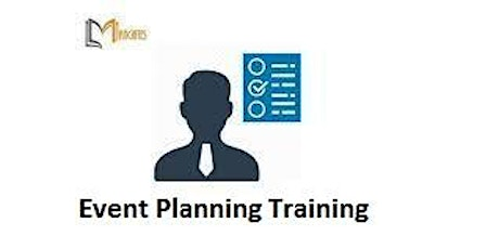 Event Planning 1 Day Virtual Live Training in Eindhoven tickets