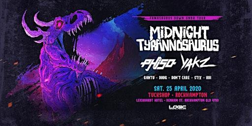 Tuckshop Rockhampton ft. Midnight Tyrannosaurus, Phiso, Yaks