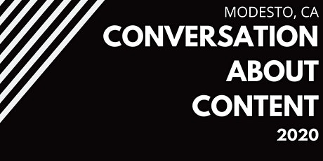 Conversation About Content 2020 tickets