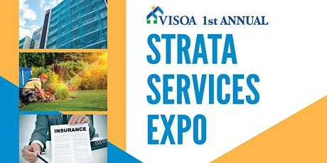 1st Annual Strata Services Expo tickets