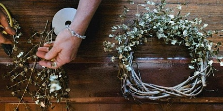 Workshop Wednesday- Make Your Own Dried Floral Wreath tickets