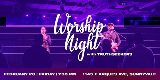 Worship Night - Night of Songs and Stories