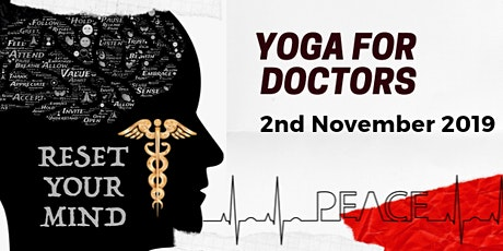 Copy of Yoga for  Doctors tickets