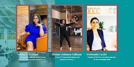 In3's Grow & Glow presents: Women Entrepreneurial Journey tickets