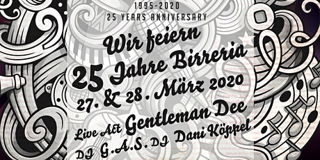 25 Jahre Birreria Festival tickets