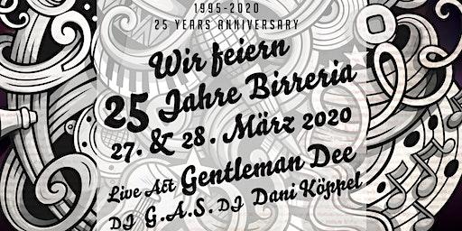 25 Jahre Birreria Festival
