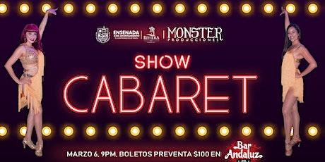 SHOW CABARET EN EL RIVIERA boletos