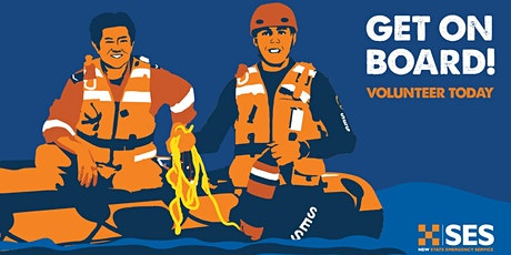 Bathurst SES Recruitment Information Night tickets