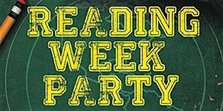 READING WEEK PARTY 18+ @ FICTION NIGHTCLUB | FRIDAY FEB 21ST tickets