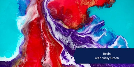 Resin with Vicky Green (1 Day) tickets