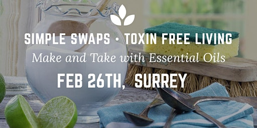 WholeYOU: Essential Oil Learning Series - Surrey