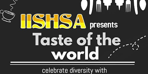 Taste of the world: celebrate diversity with international food and drinks