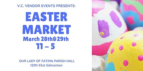 Easter Market tickets