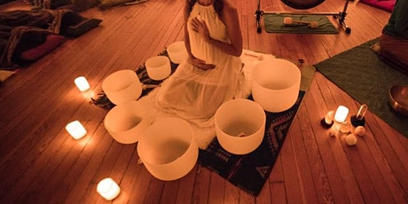 Full Moon Sound Bath Meditation with Restorative Yoga tickets