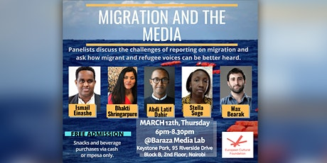 Migration and the Media tickets