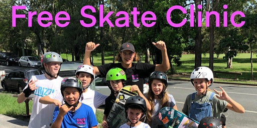 Free Skate Clinic