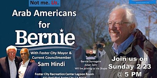 Arab Americans for Bernie Sanders