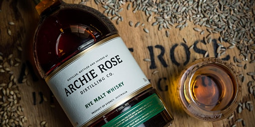 Archie Rose: An Exclusive Whisky Tasting