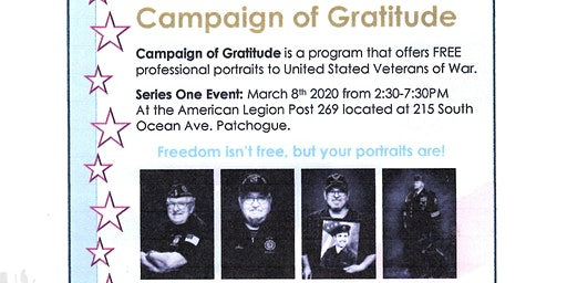 Campaign of Gratitude - Series One