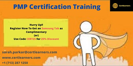 PMP (Project Management Professional) Certification in Salisbury,England tickets