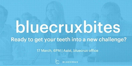 bluecruxbites: Ready to set your teeth into a new challenge? tickets