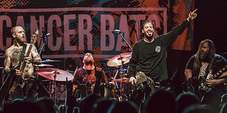 CANCER BATS in Guelph! tickets